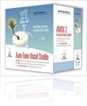Plug-ins : Antares Auto-Tune Vocal Studio - macmusic