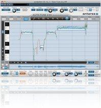 Plug-ins : Antares Auto-Tune Evo - macmusic