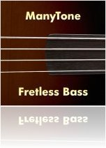 Virtual Instrument : Manytone Fretless Bass - macmusic