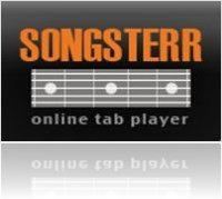 Misc : Songsterr - an online flash guitar tab player - macmusic