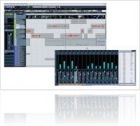 Music Software : Nuendo 4.2.2 - macmusic