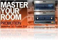 Industry : IK Multimedia 'Master Your Room Promotion' - macmusic