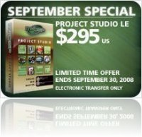 Industry : McDSP Project Studio Special - macmusic