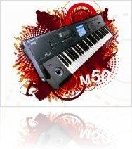 Music Hardware : Korg M50 - macmusic
