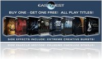 Industry : EASTWEST 2 for 1 Promotion... - macmusic