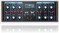 Plug-ins : UAD Moog Multimode Filter - macmusic