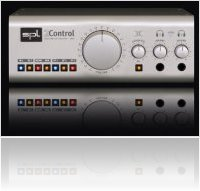 Audio Hardware : SPL 2Control - macmusic