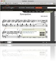 Music Software : The first online music notation editor - macmusic