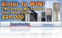 Industry : Sweetwater To Give Away $25,000 Mic Collection ! - macmusic