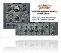 Plug-ins : Nomad Factory & DontCrac[k] - le son anglais et un Bundle en prime ! - macmusic
