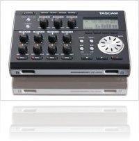 Audio Hardware : Tascam DP-004 Digital Pocketstudio - macmusic