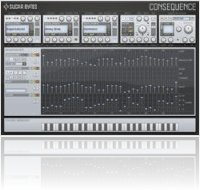 Virtual Instrument : Sugar Bytes Consequence - The Chord Synquencer - macmusic