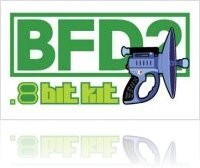 Virtual Instrument : BFD2 8 Bit Kit - Downloadable Expansion Pack - macmusic