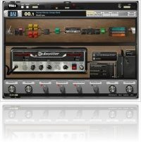 Plug-ins : Overloud TH1 - Custom Guitar Effects Suite - macmusic