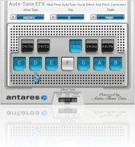 Plug-ins : Antares Auto-Tune EFX - macmusic