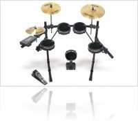 Music Hardware : Alesis USB Pro Drum Kit - macmusic