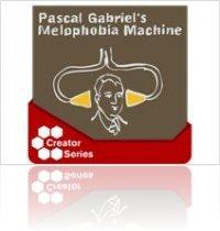 Music Software : PropellerHead Pascal Gabriel's Melophobia Machine ReFill - macmusic