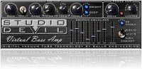 Plug-ins : Studio Devil Virtual Bass Amp Plugin - macmusic