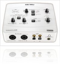Computer Hardware : E-MU 0404 USB White Limited Edition - macmusic