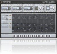 Virtual Instrument : Sugar Bytes Consequence available - macmusic