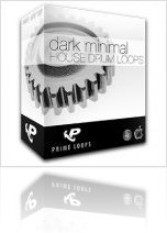 Misc : Prime Loops Dark Minimal House Drum Loops - macmusic