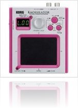 Music Hardware : A Pink Kaossilator... - macmusic