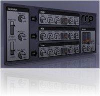 Plug-ins : Audio Damage Rough Rider Pro - macmusic