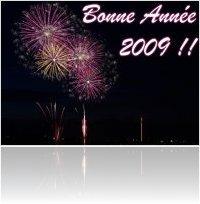 440network : Bonne Année 2009 !! - macmusic