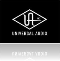 Industry : Universal Audio New Plug in Partner - macmusic