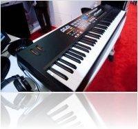 Informatique & Interfaces : Akaï MPK 88 pour bientôt ? - macmusic