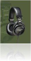 Audio Hardware : Audio-Technica ATH-M35 Dynamic Stereo Monitor Headphones - macmusic