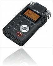 Audio Hardware : Tascam DR-100 Portable Recorder - macmusic