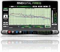 Plug-ins : RNDigital FIREQ & FIREQ LE - macmusic