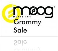 Industry : Moog�s February Grammy Sale - macmusic