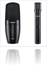 Audio Hardware : Shure Expands SM Microphone Line - macmusic