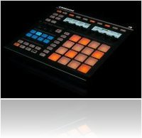 Music Software : Native Instruments Maschine available - macmusic