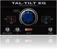 Plug-ins : Togu Audio Line TAL-TiltEq - macmusic