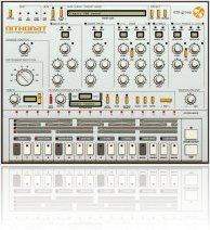 Virtual Instrument : A virtual TR-606... - macmusic