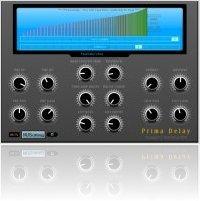 Plug-ins : NUSofting Prima Delay - macmusic