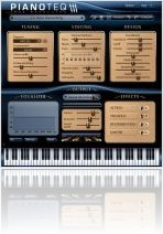 Virtual Instrument : Modartt Pianoteq v3.0.1 - macmusic