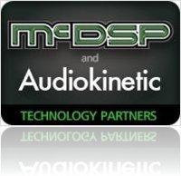 Industrie : Partenariat d'Audiokinetic avec McDSP - macmusic