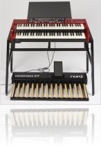 Music Hardware : Clavia Nord C2 Combo Organ - macmusic