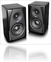Audio Hardware : M-Audio CX Series Reference Monitors - macmusic