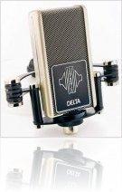 Audio Hardware : Sontronics Delta - Active Ribbon Microphone - macmusic