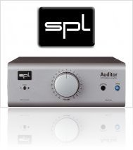 Audio Hardware : SPL Auditor - macmusic