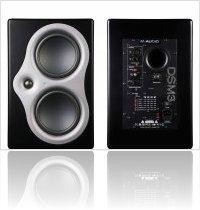 Audio Hardware : M-Audio Studiophile DSM3 - High-Resolution DSP Studio Monitor - macmusic