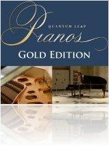 Virtual Instrument : EastWest/Quantum Leap Pianos Gold Edition - macmusic