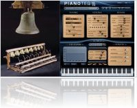 Virtual Instrument : Pianoteq v3.0.2 and free Easter bells add-on - macmusic