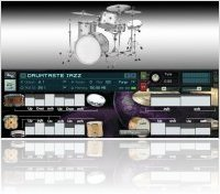 Virtual Instrument : AcousticsampleS DrumTasteJazz - macmusic