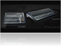 Audio Hardware : Soundcraft Upgrades Lexicon-Equipped Mixers - macmusic